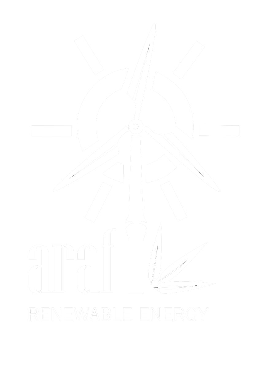 Araf energy logo