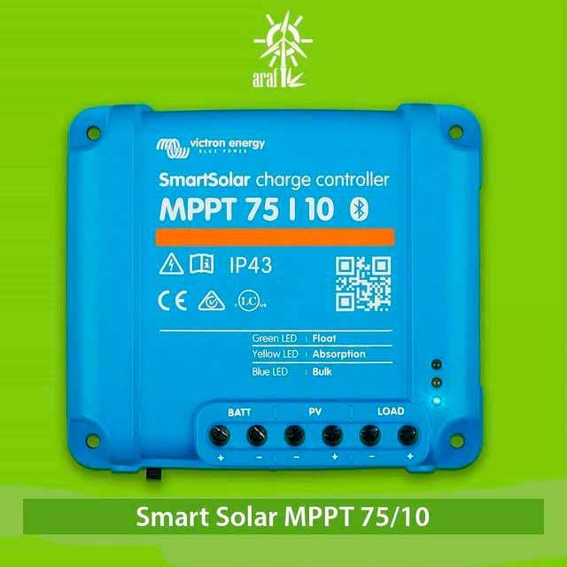 Samt Solar MPPT 75/10