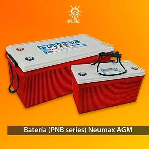 Batería NEUMAX AGM (PNB series)